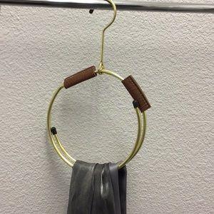 Scarf or tie holder
